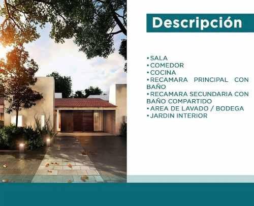 (crm-4184-1745)  casa en venta, en merida, en privada rue