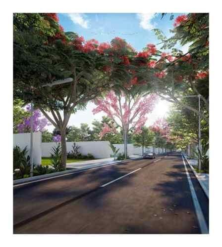 (crm-4184-1758)  lotes residenciales en zona de gran plusvalía mérida, komchén, 750 m2