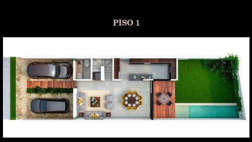 (crm-4184-1886)  casa tipo villa en venta en merida, temozon norte ¡proyecto sao!