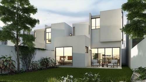 (crm-4184-1917)  casa en venta en merida, zensia parque residencial, modelo d
