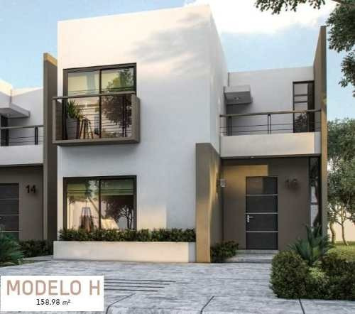 (crm-4184-1920)  casa en venta en merida, zensia parque residencial, modelo h