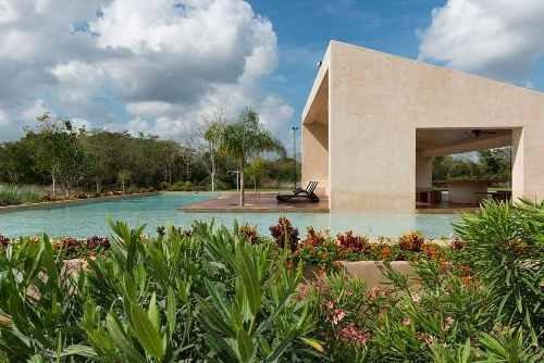 (crm-4184-20)  lotes residenciales en yucatan, jardines de rejoyada- l b165