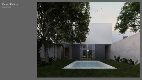 (crm-4184-2051)  casa en venta, mérida, cholul, chaka  ¡con amplios espacios!