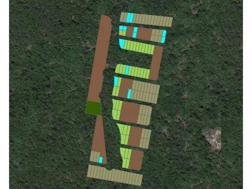 (crm-4184-2067)  terreno en venta en merida, privada alena, lote balche (9)