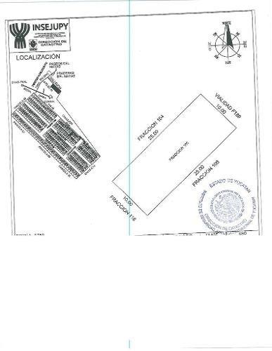 (crm-4184-2082)  lotes en venta merida conkal amaranta ¡gran oportunidad de inversion!