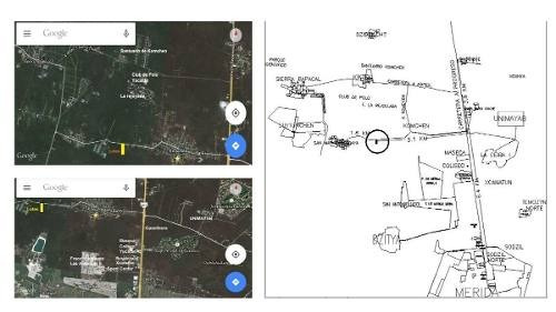 (crm-4184-2095)  financiamiento grandes terrenos en venta komchén, yucatan