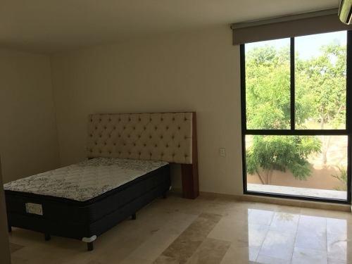 (crm-4184-2125)  casa en renta en merida, sodzil norte, avenida city center, town house
