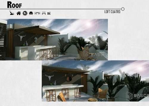 (crm-4184-2127)  ultimo loft en pre-venta, merida, colonia maya. ubicación privilegiada