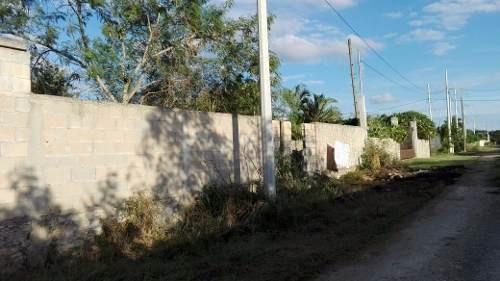 (crm-4184-2223)  terreno en venta con construcción en obra negra