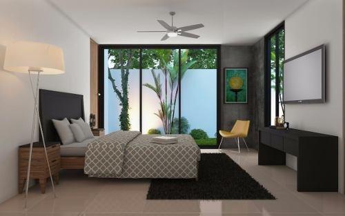 (crm-4184-2226)  casas de un piso- cholul
