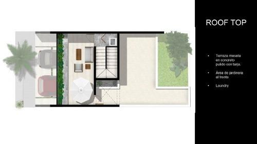 (crm-4184-2272)  town house en venta merida mexico norte !diseño óptimo y atractivo!