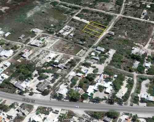 (crm-4184-2280)  terreno en venta en las playas yucatecas, excelente precio
