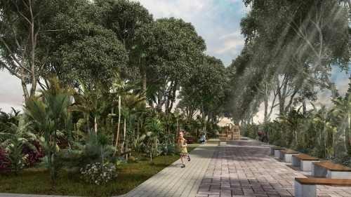 (crm-4184-2295)  lote residencial en privada tamora, en merida, yucatan. preventa