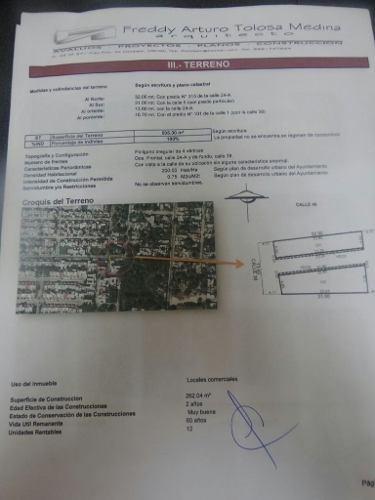 (crm-4184-2303)  complejo de 12 locales en venta en merida. xcumpich ¡zona norte!
