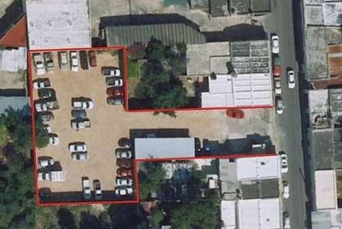 (crm-4184-2376)  terreno en renta para estacionamiento, col. centro