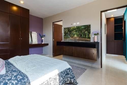 (crm-4184-2451)  casa en venta en merida, alzare residencial