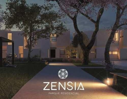 (crm-4184-2473)  casa en venta en merida, zensia parque residencial, modelo e