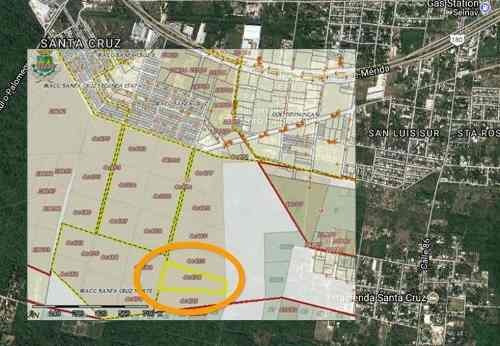 (crm-4184-2599)  terreno de 9.14 ha ¡ideal para desarrollo habitacional!