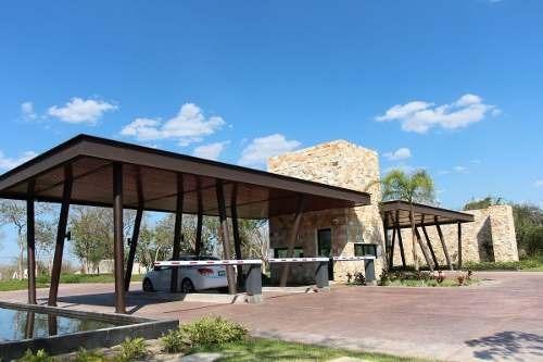 (crm-4184-2651)  terreno en venta en merida, residencial parque natura.lote 42