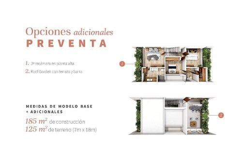(crm-4184-2669)  town houses merida, montebello ¡con acabados de lujo!