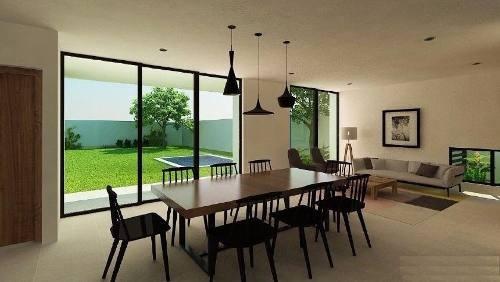 (crm-4184-2705)  casa en venta en merida, jardines de rejoyada lote 50