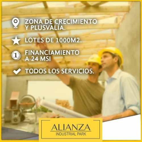 (crm-4184-2754)  lotes industriales en venta, merida ¡lo mejor para empresas!