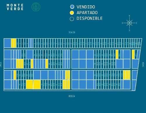 (crm-4184-2765)  lotes en venta merida hunucma monte verde ¡inversión inteligente! l 26