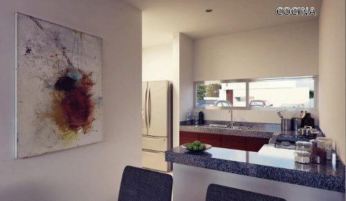 (crm-4184-470)  casa en venta en merida, privada praderas- ¡entrega inmediata!