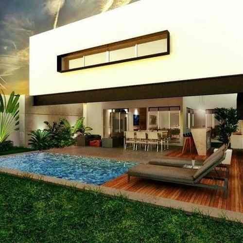 (crm-4184-906)  casa en venta merida privada chaac tún - preventa
