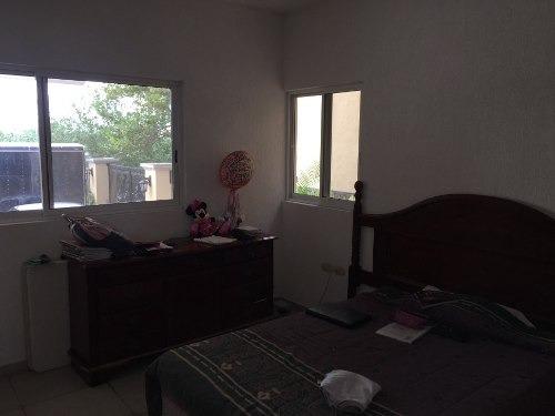 (crm-431-1070)  venta casa villa las quintas ii en cancun