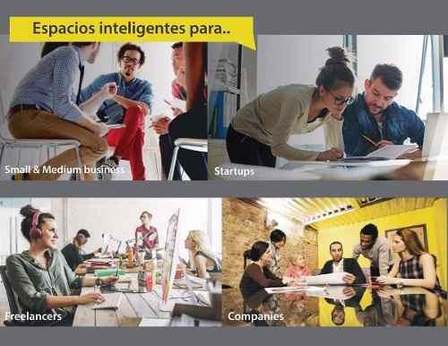 (crm-431-2577)  oficinas en renta anahuac