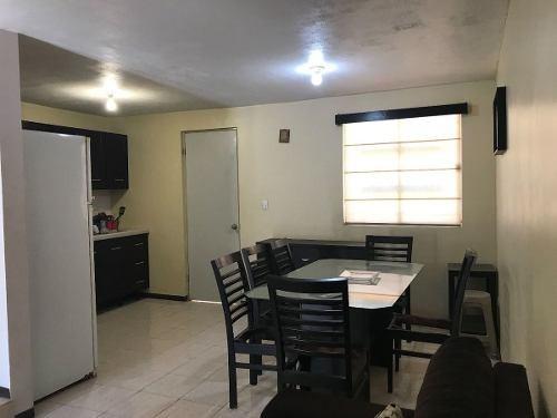 (crm-431-2634)  casa amuebada en renta hacienda del moro, apodaca