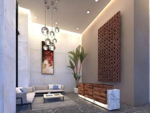 (crm-431-2717)  departamentos en venta fracc dinastia monterrey tres puertas