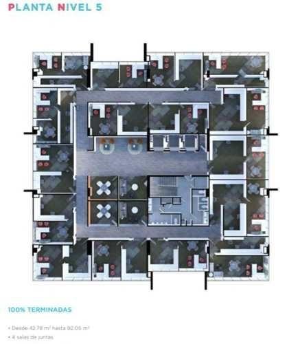 (crm-431-2748)  oficinas en pre - venta zona san jeronimo