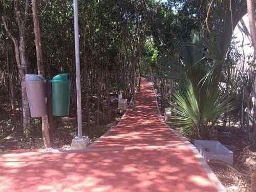 (crm-431-2791)  renta departamento playa del carmen