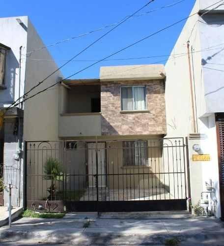(crm-431-2823)  casa en venta jardines de san miguel, guadalupe, n.l.
