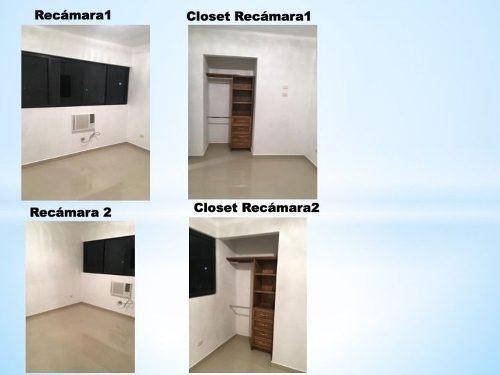 (crm-431-2827)  renta departamentos zona centro, monterrey, nl
