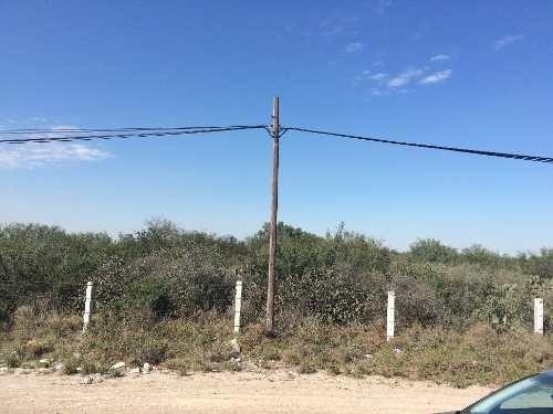(crm-431-944)  venta de terreno carretera laredo libramiento a santa rosa en apodaca