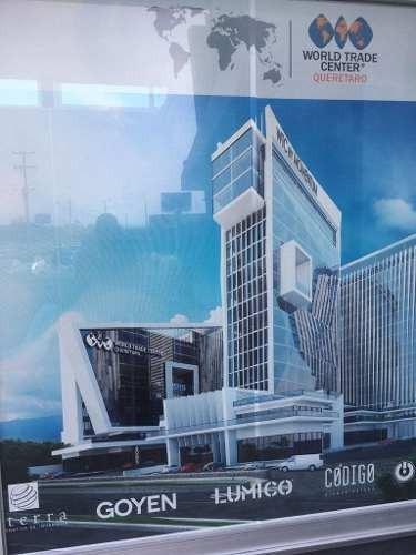 (crm-4446-197)  renta de oficina nueva 6 piso en corporativo wtc super ubicada