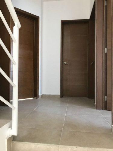 (crm-4446-214)  linda casa nueva en renta el refugio