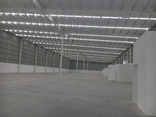 (crm-4446-224)  renta de bodega industrial