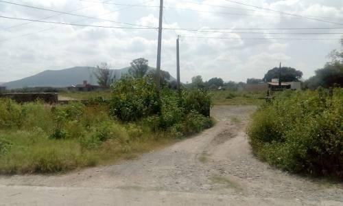 (crm-4464-2969)  terreno de una hectarea en san juan del rio, queretaro