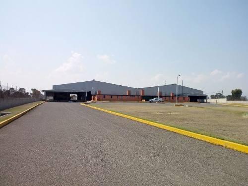 (crm-4464-4534)  parque industrial en polototlán, estado de méxico