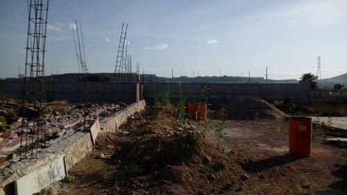 (crm-4464-4785)  venta de terreno industrial en el marqués queretaro