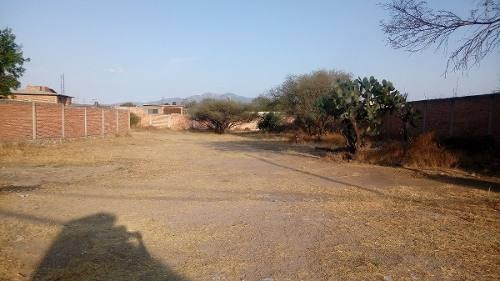 (crm-4464-4825)  renta de terreno comercial en san juan del rio queretaro