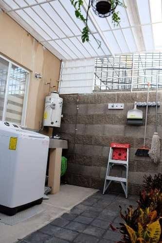 (crm-4464-5007)  renta de casa amueblada en real solare el marques queretaro
