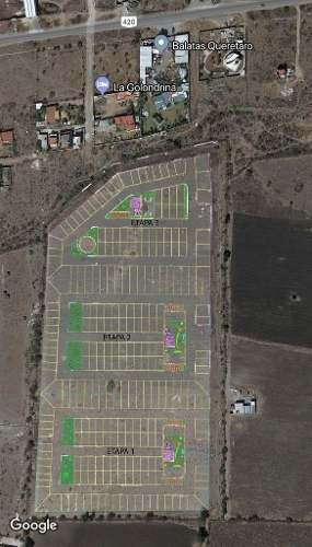 (crm-4812-508)  terreno pre-venta valle del cimatario $1466,850 connor eqg1