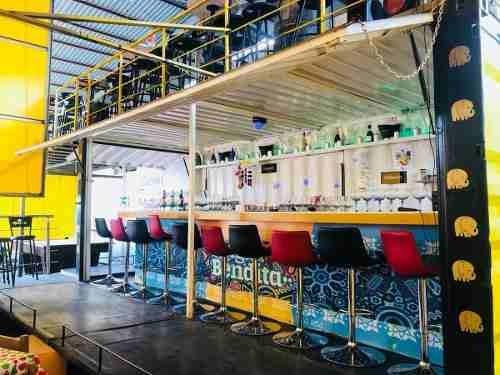 (crm-4812-514)  traspaso negocio restaurant - bar venta $1,500,000 cribol e2
