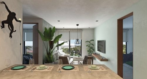 (crm-4812-557)  departamento venta playa del carmen urban tower $315,000 usd marjos e1