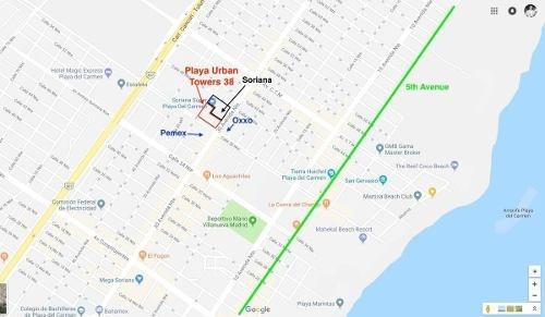 (crm-4812-561)  departamento venta playa del carmen urban tower $235,000 usd marjos e1